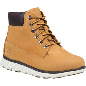 "Timberland Killington Boots Youth 6"" Wheat Nubuck"